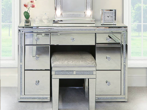 Julia Dressing Table with Stool