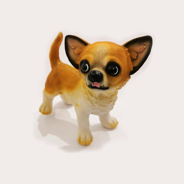 lifelike Chihuahua Decor Ornament Adore Home Living
