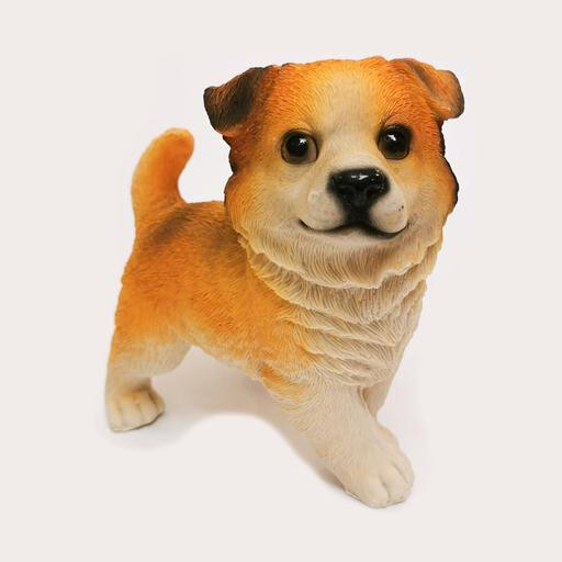 lifelike Dog Decor Ornament Adore Home Living