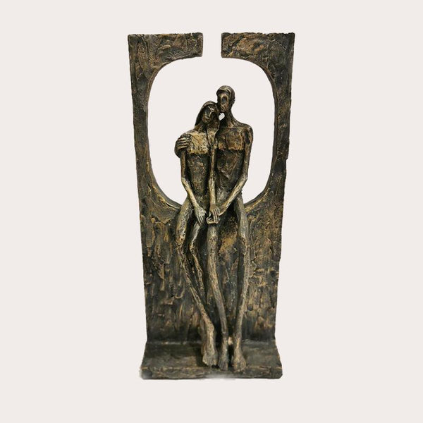 Couple Sculpture Decor Ornament Adore Home Living