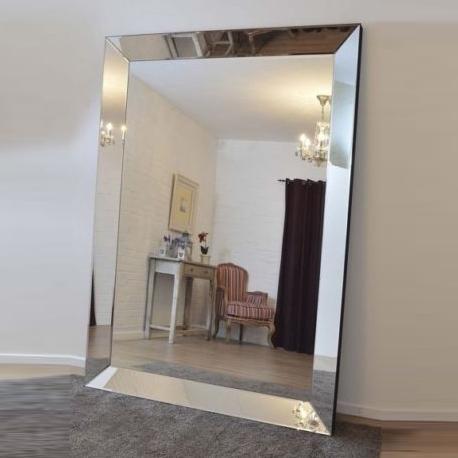 Leroy Wall Mirror Wall Mirror Adore Home Living