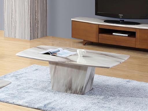 Sogne Marble Cofee Table Coffee Table Adore Home Living