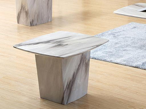 Sogne Marble Lamp Table