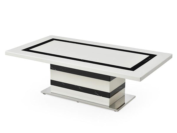 Tahana Marble Coffee Table - Adore Home Living Perth WA