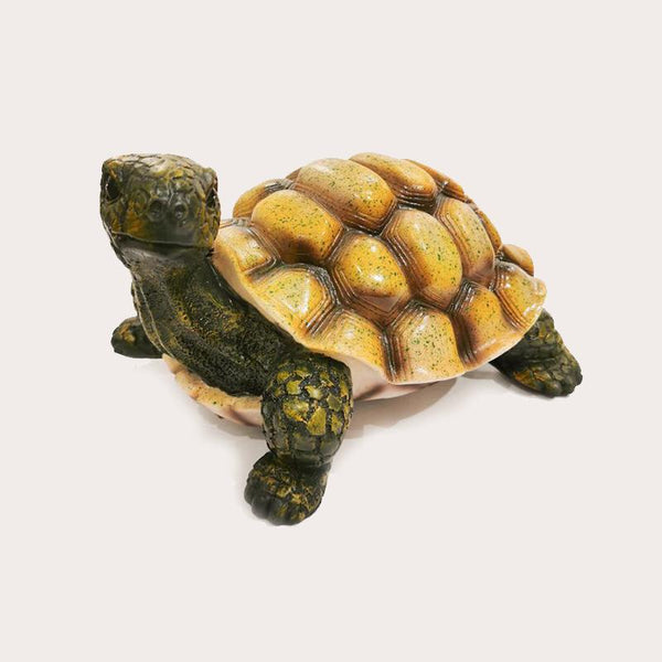 Turtle Sculpture Decor Ornament Adore Home Living