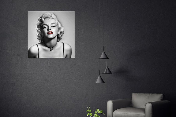 Acrylic Painting: Marilyn Monroe - Order Only Acrylic Printed Painting Adore Home Living Perth Furniture Store Homewares & Decors