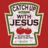 Catch Up With Jesus Kids T-Shirt ™
