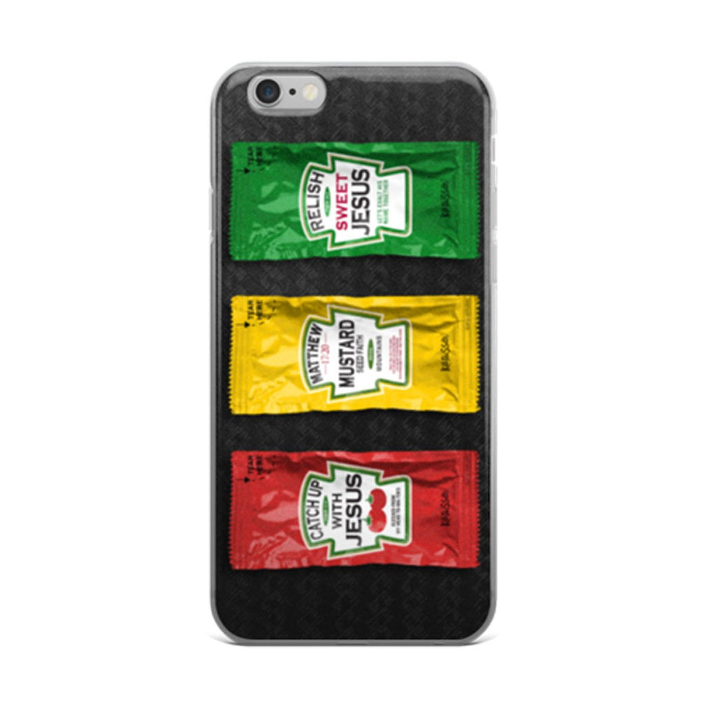 Food Tray iPhone Case
