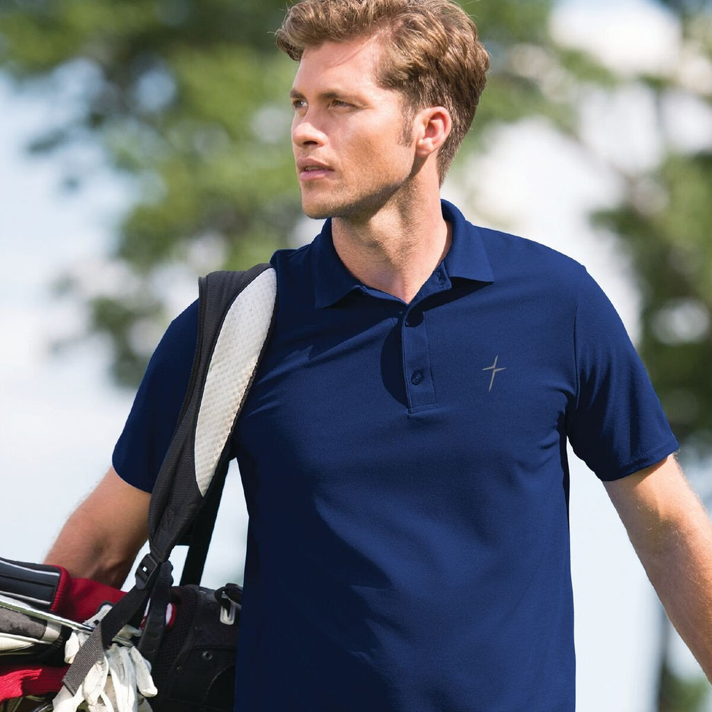 Active Cross Mens Polo ™