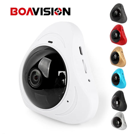 1.3MP; 360 grados WIFI IP Bebe Monitor Audio seguridad 3D VR