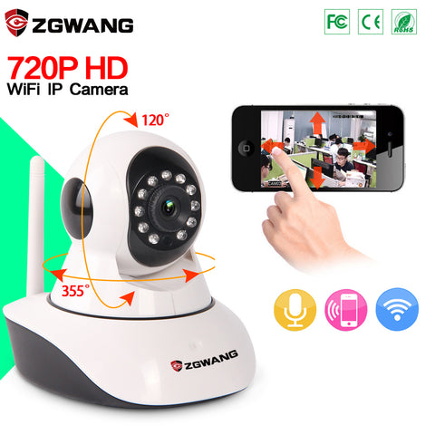 720P mini Camara Wireless WiFi P2P Camara Monitor bebe