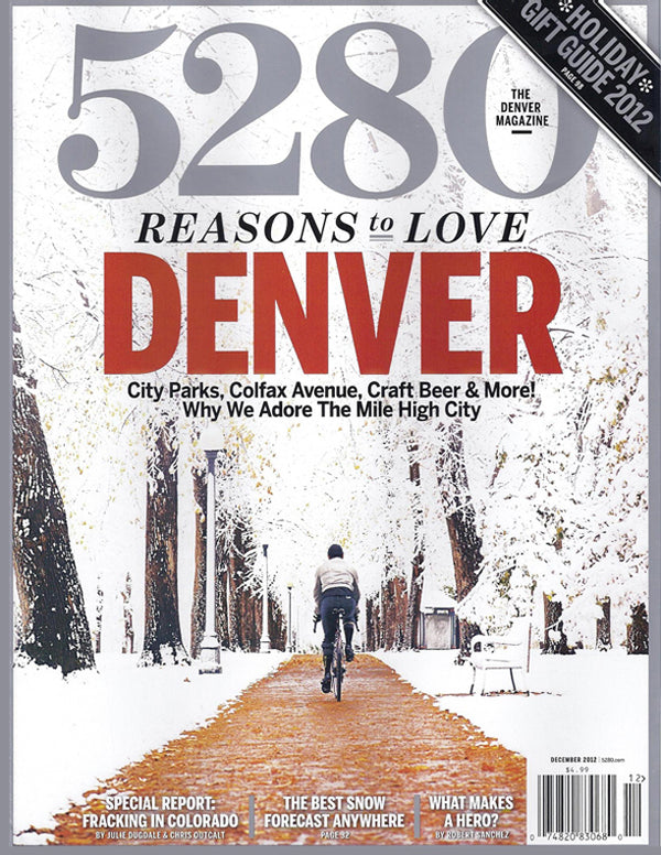 5280 Magazine - Names Rockmount #3 of 30 Reasons to Love Denver