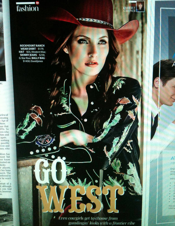 Brisbane Magazine - Go West