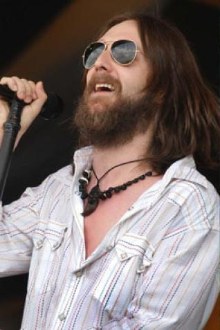 Chris Robinson - The Black Crowes