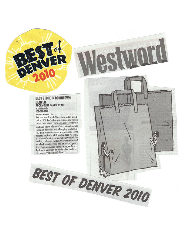 Westword - Best of Denver 2010