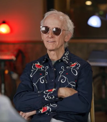 Robby Krieger of Dire Straits