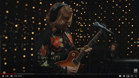 Ty Segall with The Freedom Band