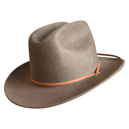 Rockmount Ranch Wear Genuine Leather Western Cap
