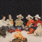 Limited-Edition Campfire Girls Silk Scarf by Donna Howell-Sickles