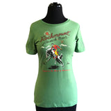 Women's Rockmount Bronc Western T-Shirts (8 Colors)