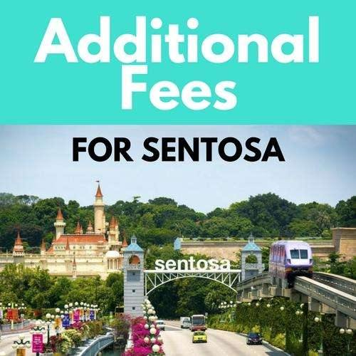 Additional Delivery Charges for Sentosa Island - Craft & Culture - Kombucha, Kefir & Probiotics Singapore