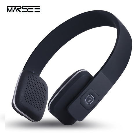 MARSEE 4.1 Bluetooth Wireless Headphones with Mic