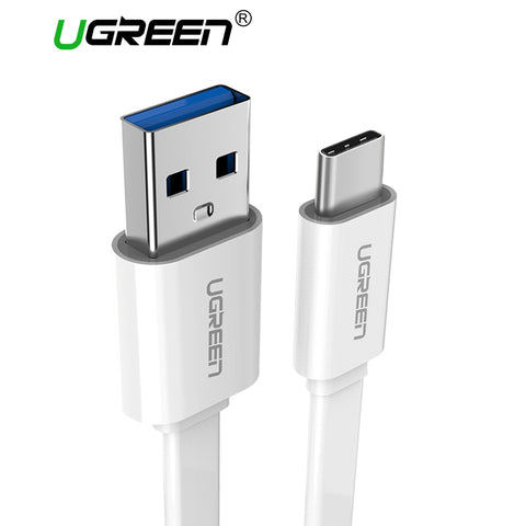 Ugreen USB Type C Cable 3.1 USB Type-C Chager Data Cable USB C Mobile Phone Cable for Xiaomi OnePlus 2 Nexus 6P 5X ZUK Z1 Z2 MAC