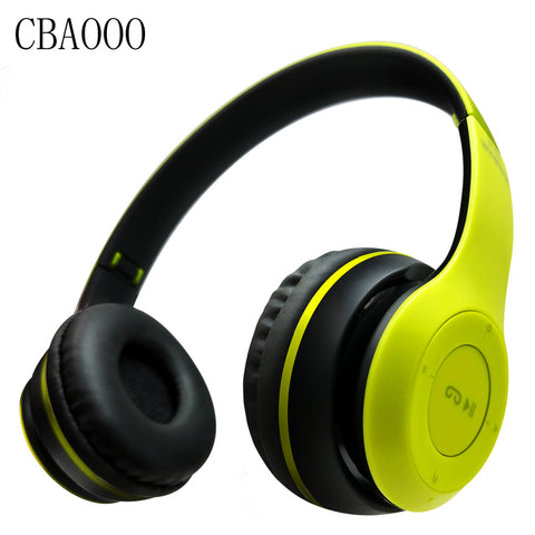 Wireless Bluetooth Noise Cancelling Headphones w/ Mic