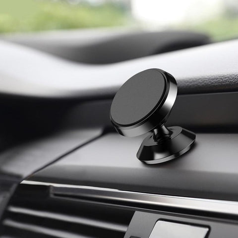 Universal Magnetic Car Phone Holder 360 Rotation Magnet Air Vent Mount Mobile Phone Holder Stand For iPhone 6 6s 7 Plus