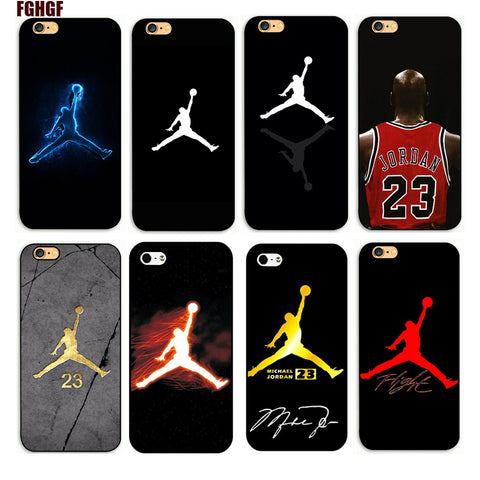 2017 Michael Jordan iPhone Hard Cover Case