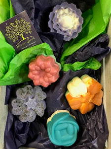 Mother's Day Floral Soap