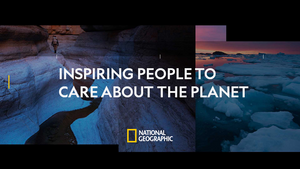 Inspiring people to care about the planet