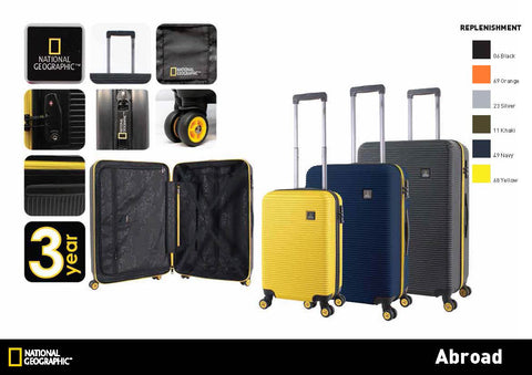 National Geographic bestseller hard cases