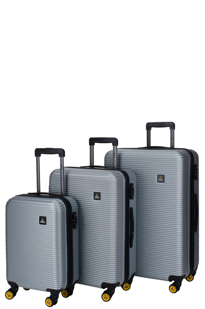 3 piece trolley suitcase set | luggageandbagsstore