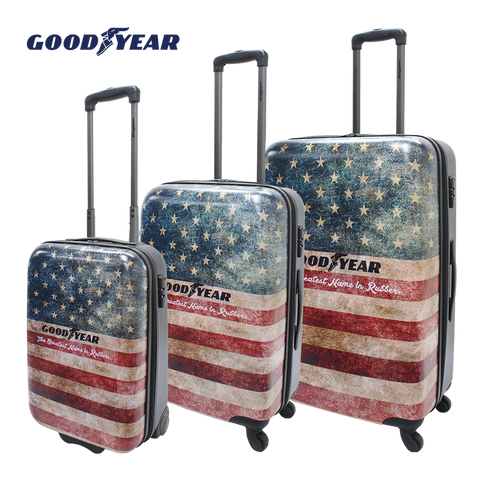 Good Year hard luggage set online | HK