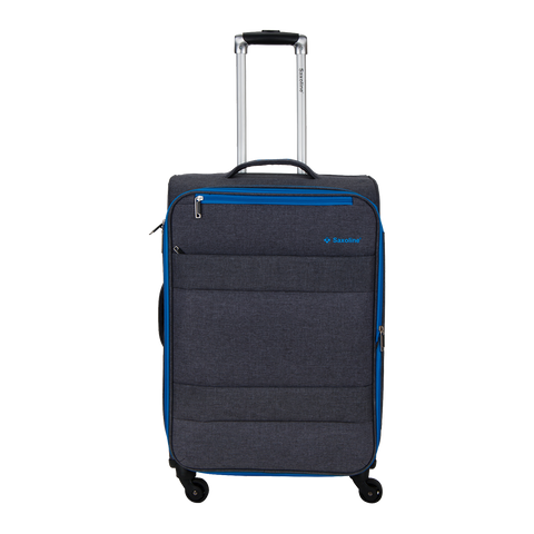 soft luggage medium size Saxoline | luggageandbagsstore.com