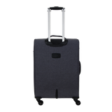 soft trolley suitcase medium | Saxoline Hk