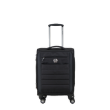 Black soft trolley cases Volkswagen