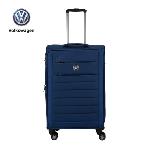 VW soft luggage navy