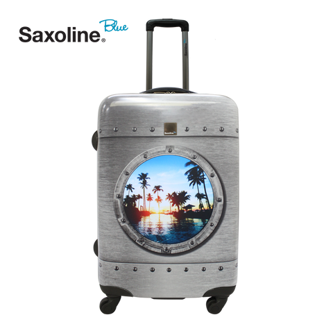Porthole luggage of Saxoline