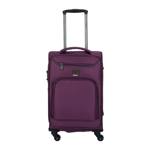 Saxoline blue hand carry luggage | luggageHK