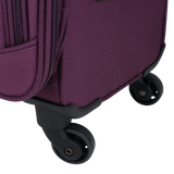 Saxoline soft trolley | luggageandbagstore