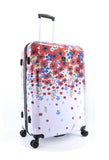 hard trolley case with 4 wheels Saxoline | HongKong