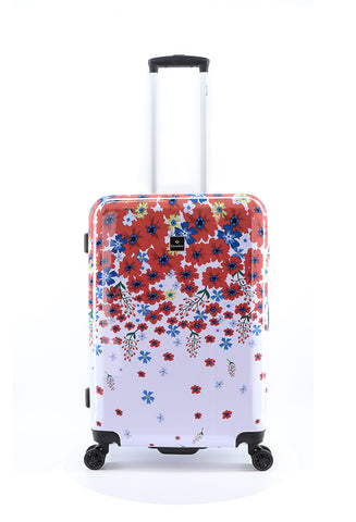 Medium size hard trolley suitcase | Saxoline Hong Kong