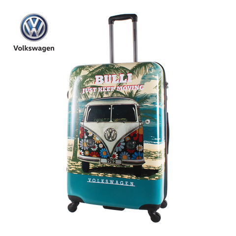 Volkswagen hard case trolley | luggageandbagstoreHK