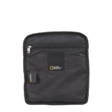 National Geographic utility bag with flap.