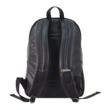 Nat Geo PU leather backpack
