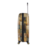 Nat Geo Hard case trolley with egyptian print | Hong Kong