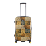 Nat Geo hard luggage with print online | HK