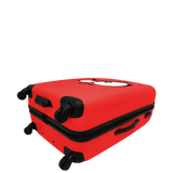 Saxoline 4 wheels hard and printed luggage | luggageandbagsstore
